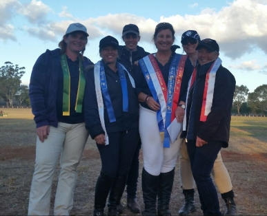 Our UHWEC girls at the MUDWEQ Comp