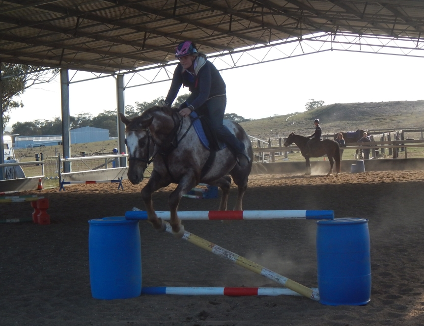 Jump Training – Ashley Danks